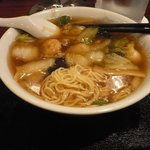 広東料理 華珍楼 - 麺