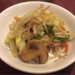 ほっかい - 野菜炒め 740円