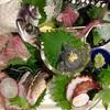 鯛の王様 - 料理写真:刺身盛り合わせ2人前その1