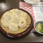 隠れ岩松 - 'あごだし' でいただく素麺