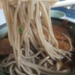 大浦食堂 - おそば麺リフト(2017.1.27)