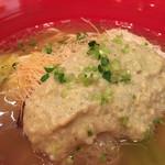 Japanese Soba Noodles 蔦 - クラムチャウダーペースト