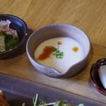 釜炊近江米 銀俵 - 副菜