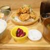ユニゾイン - 料理写真:からあげマウンテン定食