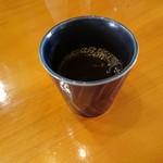 てけ×2 - 食後のホットコーヒー(サービス)