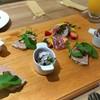 キッチン ルポ - 料理写真:前菜盛り合わせ 3人分