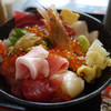 お魚いちば おかせい - 料理写真:特選女川丼~☆