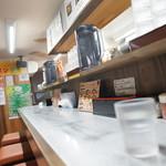 サッポロラーメン エゾ麺ロック - なか