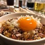 もつ焼き ウッチャン 新宿思い出横丁 - スタミナハラミ490円