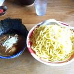 らーめん 梟 - 料理写真:つけ麺特盛