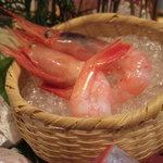 漁師の宴 - エビ