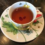 ラ・ヴァチュール - 紅茶(470円)