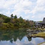 嵯峨野 - 天龍寺