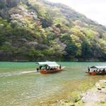 嵯峨野 - 桂川