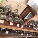 そば切り 温 - 陶芸品あり