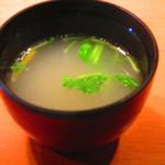 はし田屋 - 鶏スープ