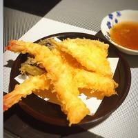 chopsticks - 海老天!キス天!