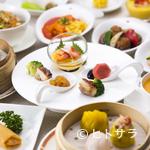 梨杏 - その日の気分で選べるのが魅力の『銘菜彩々〜選べるランチ〜(平日限定)』