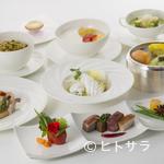 梨杏 - 『彩りランチコース(5/1〜 土日祝限定)』