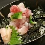 寿司・割烹 福寿司 - 海鮮丼