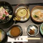 寿司・割烹 福寿司 - 海鮮丼(ランチ)