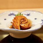 安久 - 飯蛸