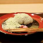 安久 - 蕨餅