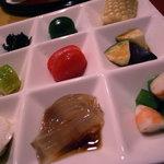 日本料理 正菴 - 前菜
