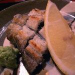 日本料理 正菴 - 四万十鰻の白焼き