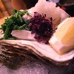 日本料理 正菴 - 宮崎産岩牡蛎