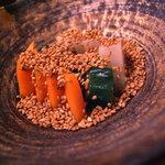 日本料理 正菴 - 香の物