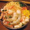 もんじゃ かん太 - 料理写真:海鮮もんじゃ