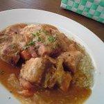 6580542 - クスクス、鶏肉のトマト煮