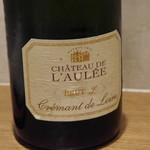 65800047 - Chateau de l'Aulee Cremant de Loire Brut