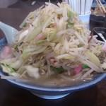 長崎菜館 - ・個人的にはチャンポン標高最高峰