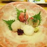 日本料理 銀座 大野 - お造り