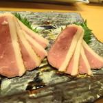 日本料理 銀座 大野 - 鴨ロース