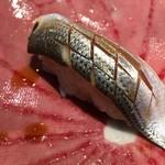 第三春美鮨 - 小鰭 55g 投網漁 熊本県天草