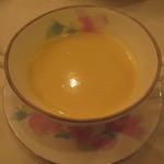 エルミタージュ - 季節野菜のポタージュスープ by冬の花火