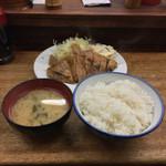 こづち - 肉生姜定食(850円)税込