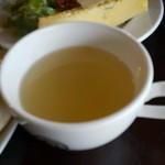 港屋珈琲 - スープ