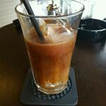 港屋珈琲 - 水だしアイスコーヒー