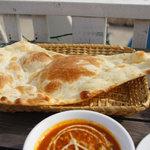 インドレストランカフェ カリカ - ナン