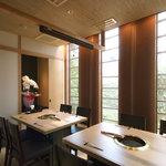 さが風土館 博多季楽 - 2階焼肉個室