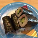 寿司虎 - 梅キュー巻き