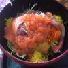 花いち - 料理写真:別皿のイクラをさらにのせて