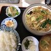 あざみや - 料理写真:肉野菜炒め定食900円