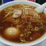 65815210 - わんたん麺と味玉