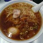 65815215 - わんたん麺と味玉