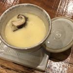 65816518 - 茶碗蒸し(2,500円おためしコースの一品) 2017.4
